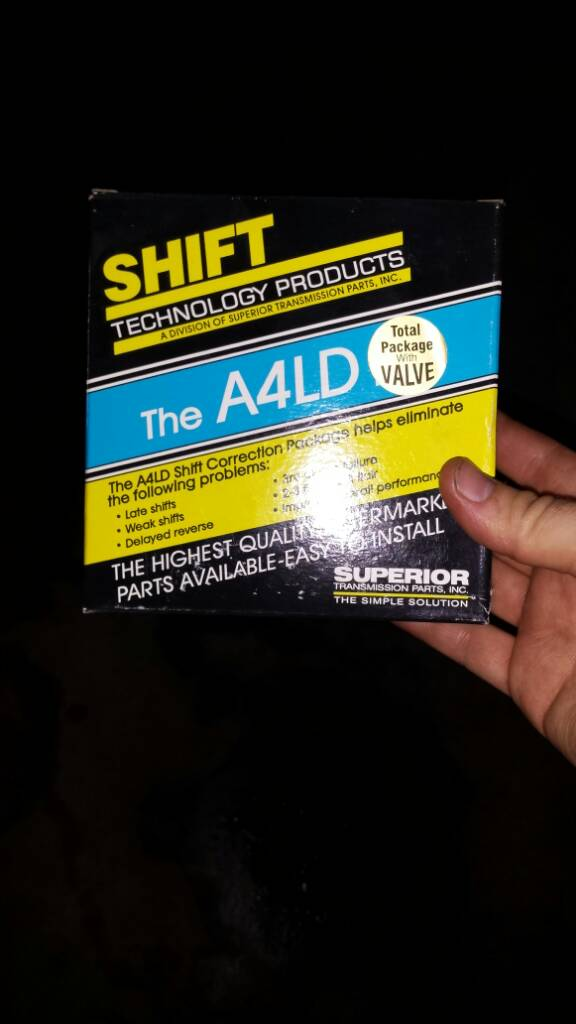 A4LD Issues: Extremely weak reverse and no shift  | The