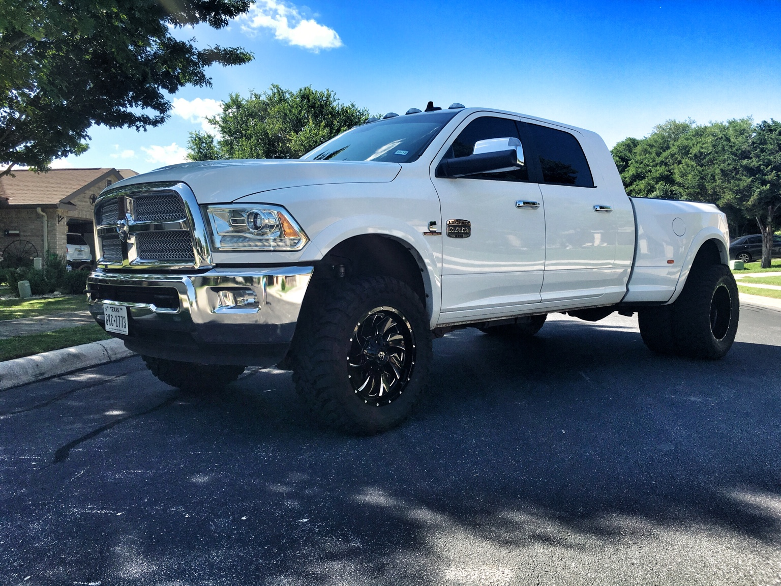 Whats wrong with a Ram truck? [Archive] - TexasBowhunter.com ...