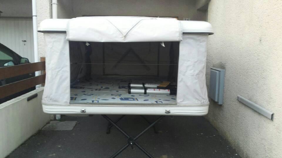 jeepmania afficher le sujet tente de toit james baroud. Black Bedroom Furniture Sets. Home Design Ideas