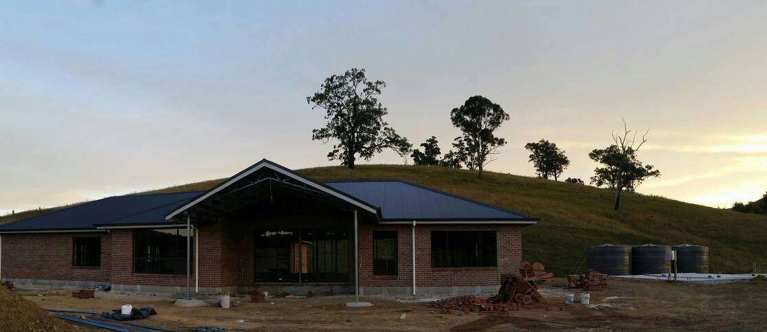 Freedom Homes Hunter Valley Rural home