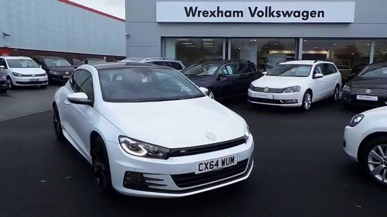 Scirocco Central View Topic 2014 R Line Headlights