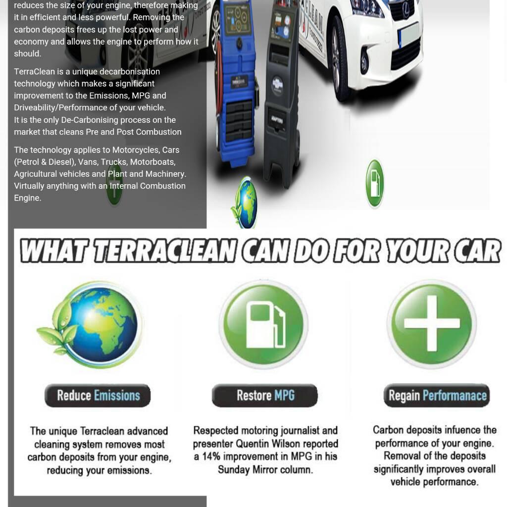 Diesel Terraclean - Audi A5 Forum & Audi S5 Forum