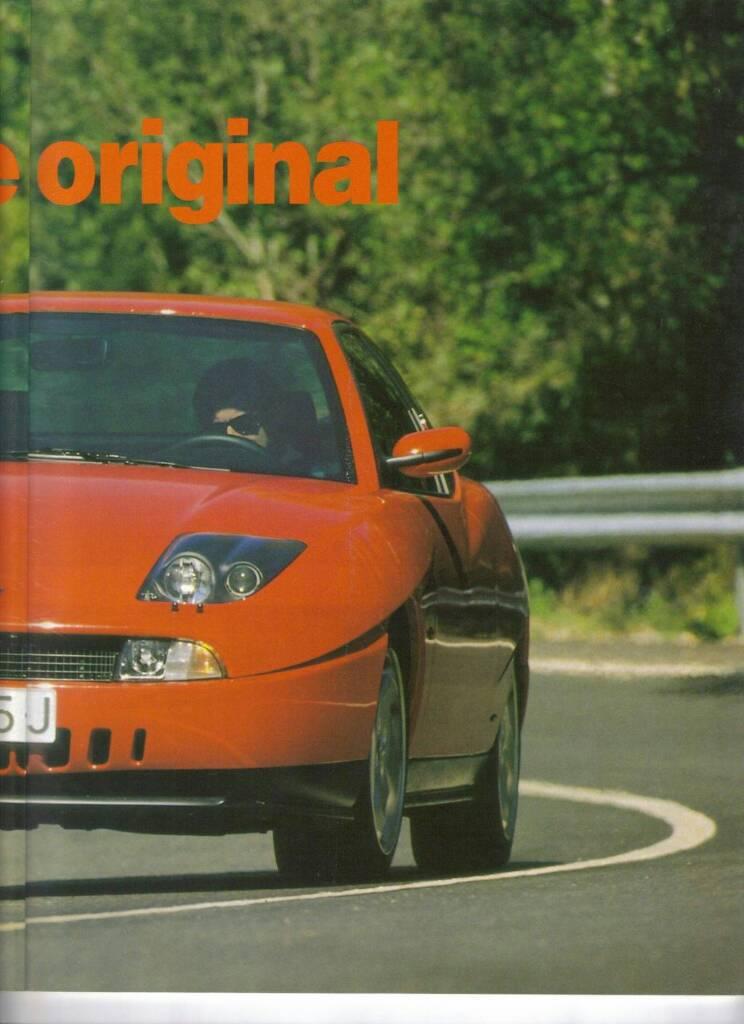 180892668834759e9bd48e2ee3b19a25 - Recopilatorio Fiat Coupe: pruebas, datos, imágenes, anuncios...