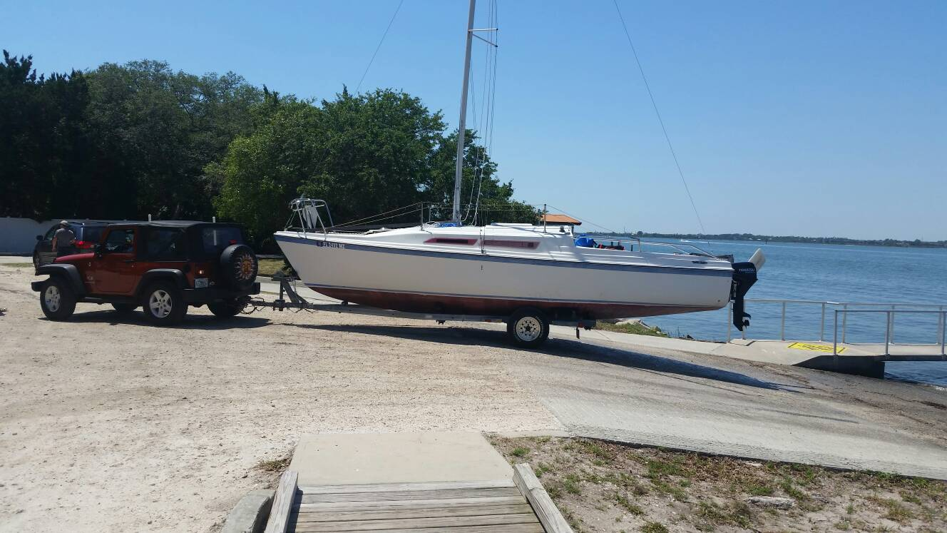 towing boat with 2.5? - jeep wrangler forum