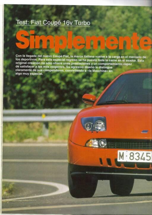 257840bf8ff19b6eb40e033557e100e2 - Recopilatorio Fiat Coupe: pruebas, datos, imágenes, anuncios...