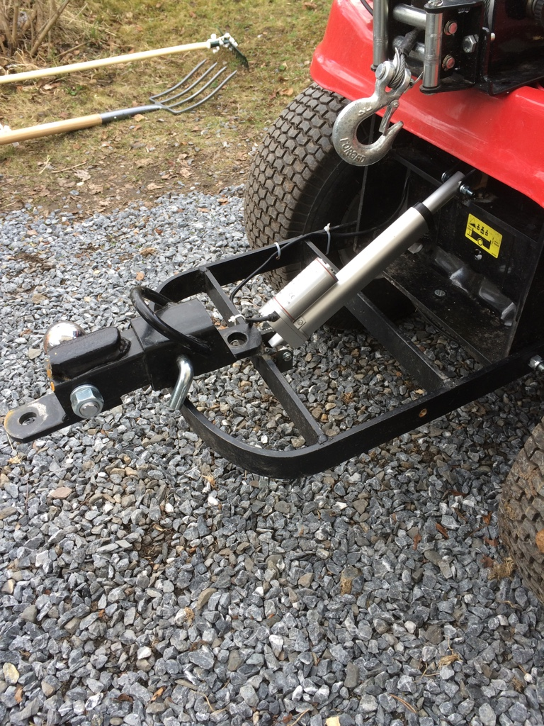 Linear Actuator Lawn Tractor : Linear actuator mytractorforum the friendliest