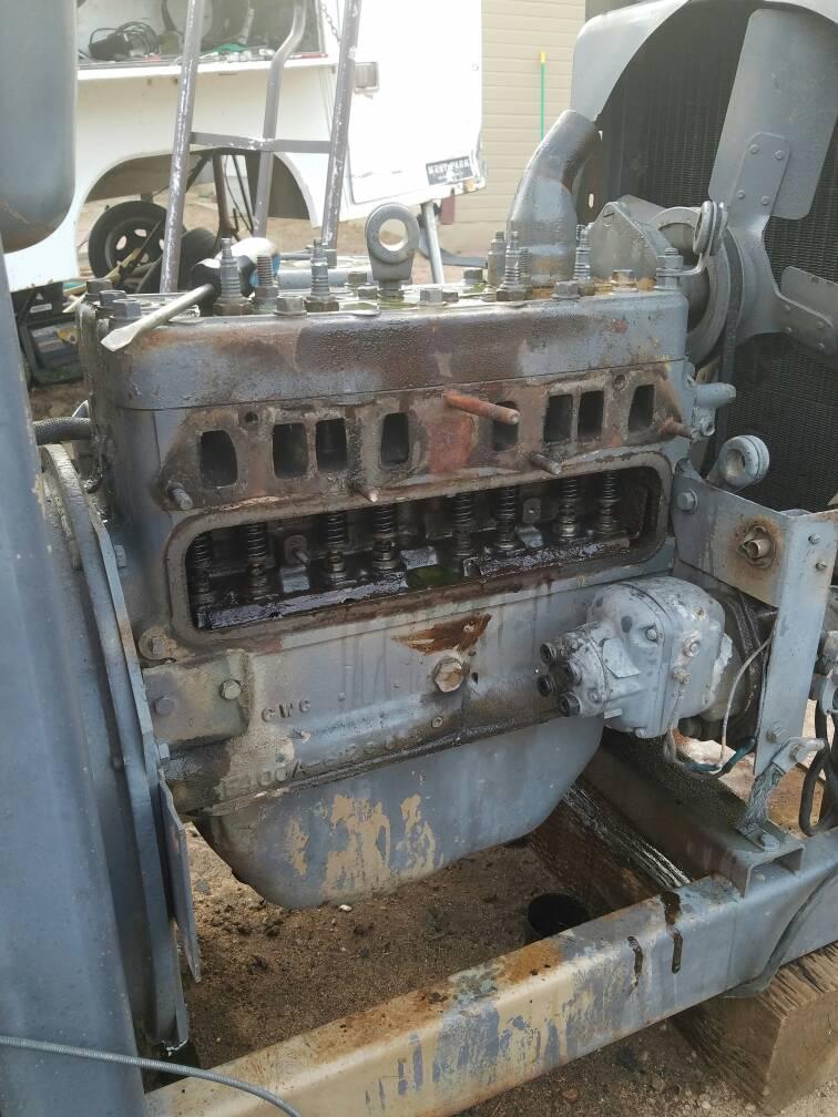 78 Sa200 restoration