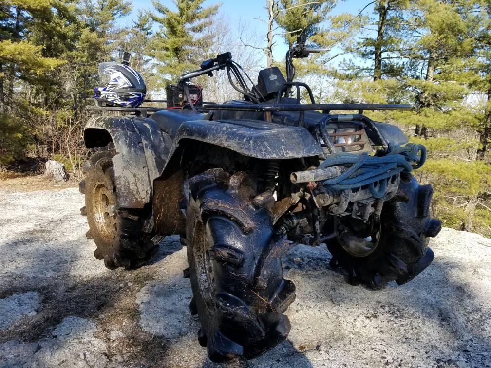 Old school kodiak/Big Bear  - Yamaha Grizzly ATV Forum
