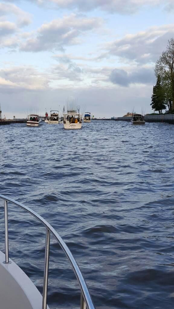 Team kick 39 r south haven mi 5 13 15 for Lake mathews fishing