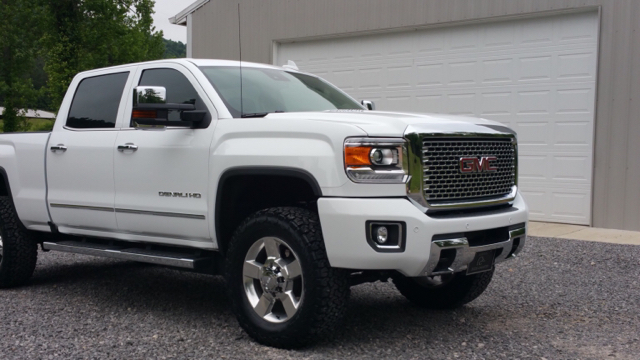 Gmc Tires Millersburg >> So I went with the 325/60/20 BFGs on my 2016 - Chevy and GMC Duramax Diesel Forum