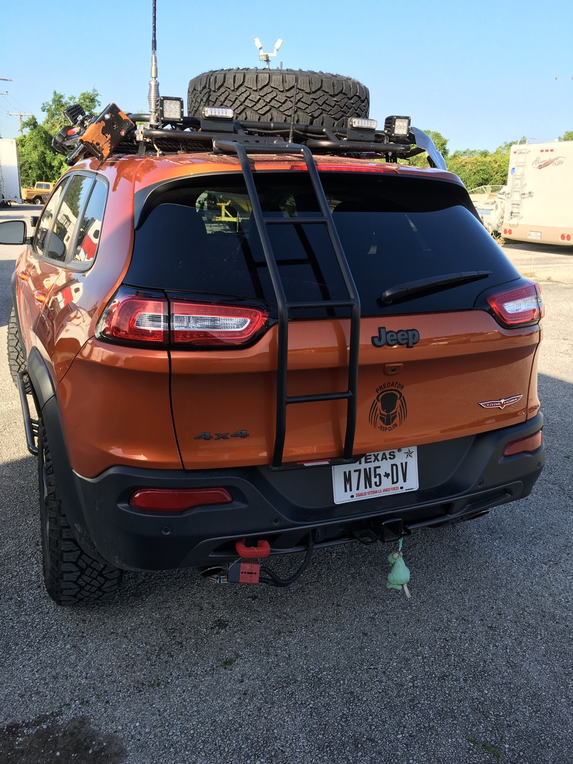 2014 Jeep Cherokee Forums Looking For Gobi Ladder Pictures