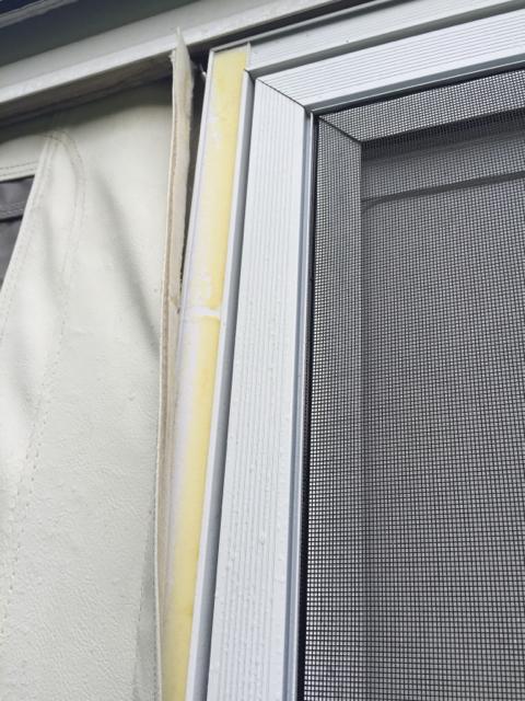 Velcro around door frame | PopUpPortal