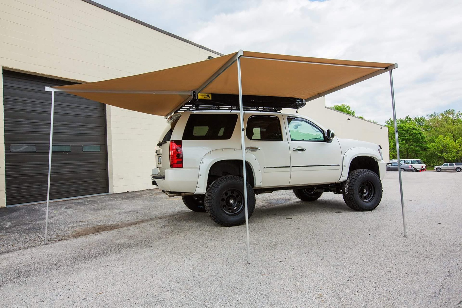 2011 Chevy Tahoe Expedition Portal
