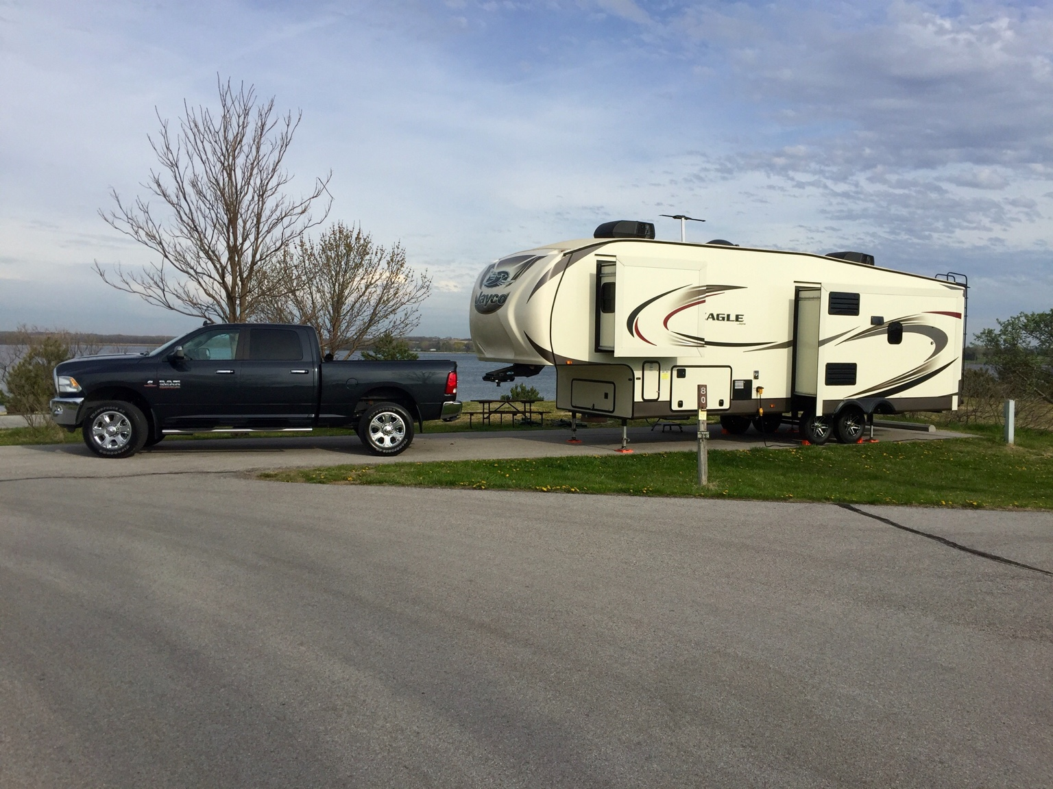 Innovative Gunter Hill COE Campground  Jayco RV Owners Forum