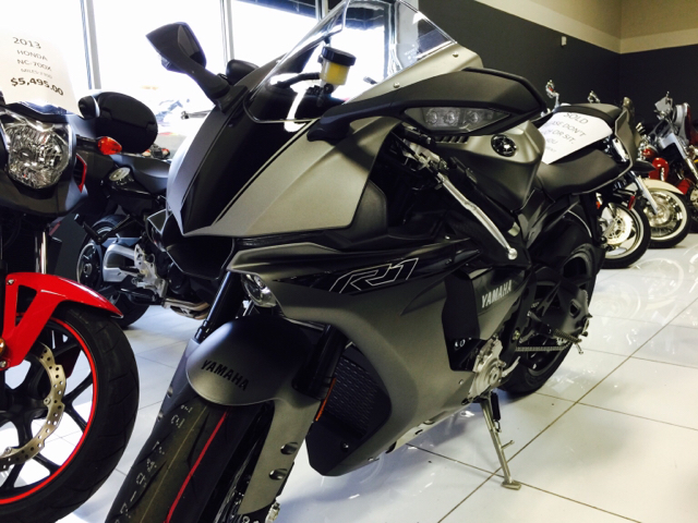2016 Matte Grey R1 Yamaha R1 Forum Yzf R1 Forums