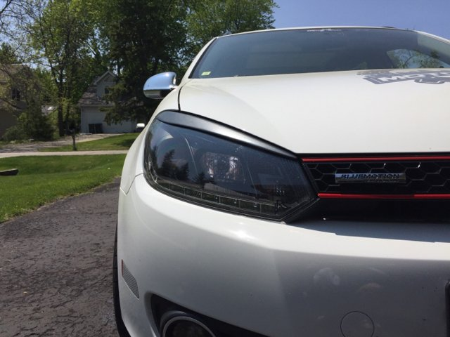 MK7 Style Headlamps on MK6    YAY or NAY?? - TDIClub Forums