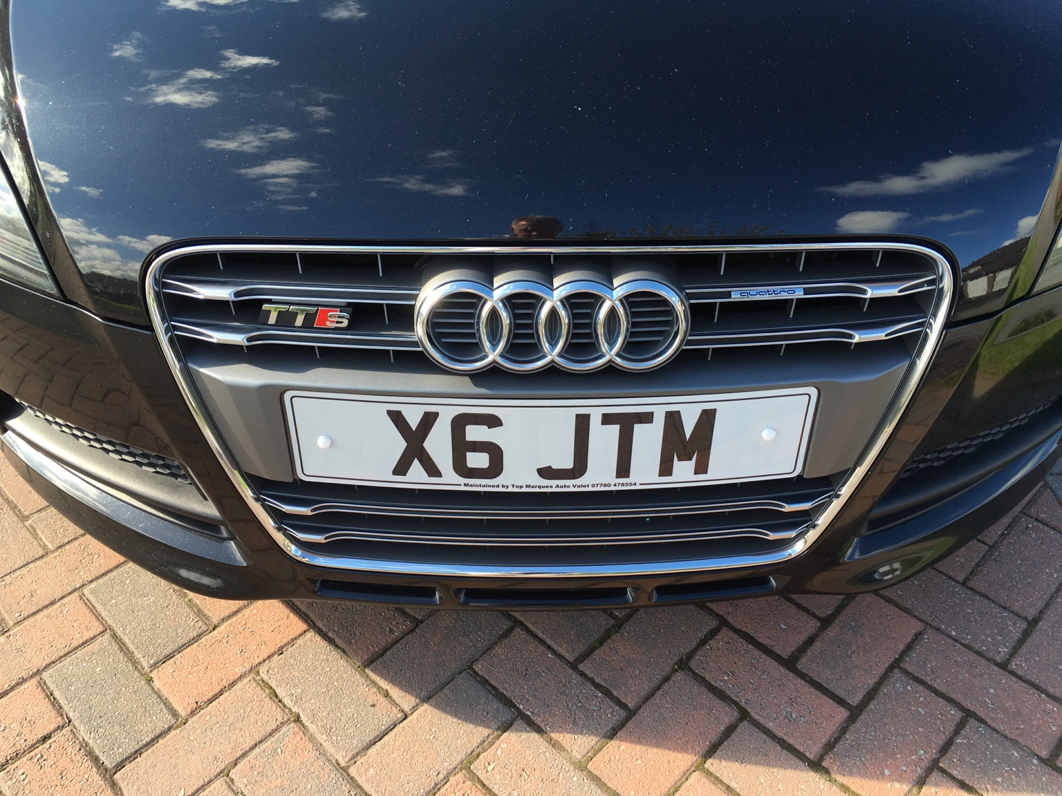 The Audi Tt Forum View Topic Front Grill