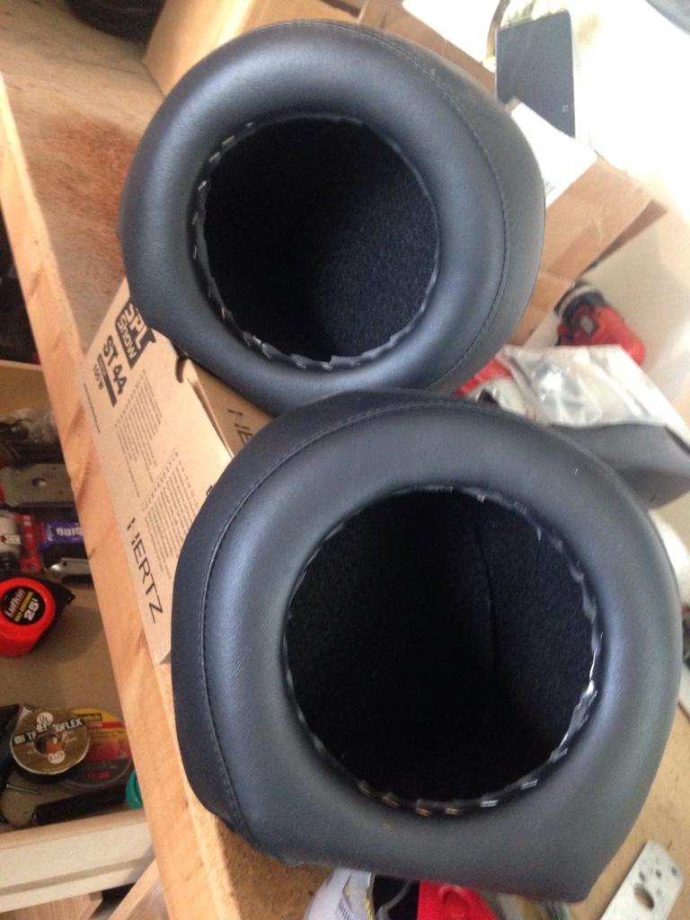 Tour Pack Speaker Pods