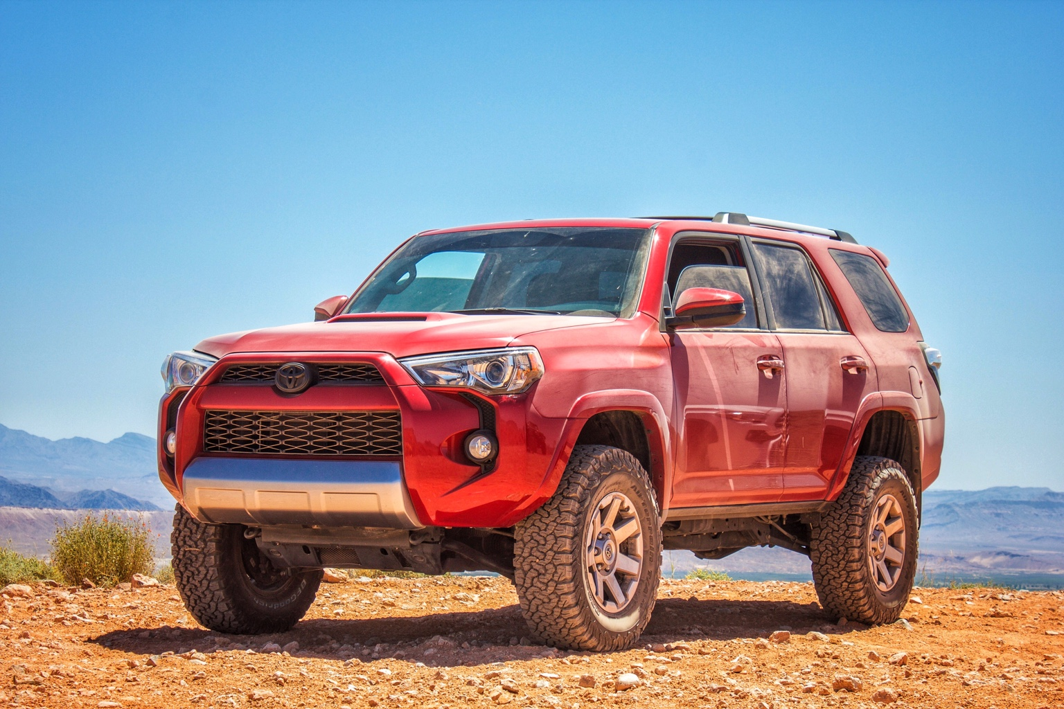 Barcelona Red 4runners Let S See Them Page 10 Toyota