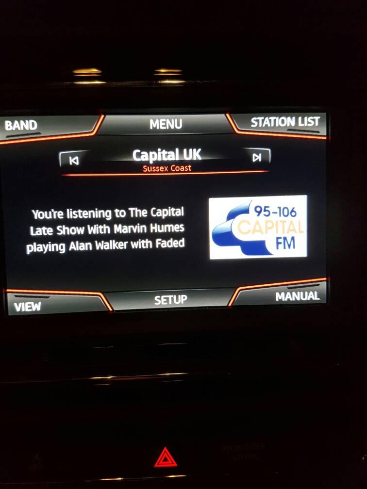 New Q7 M4 Dab Radio Question