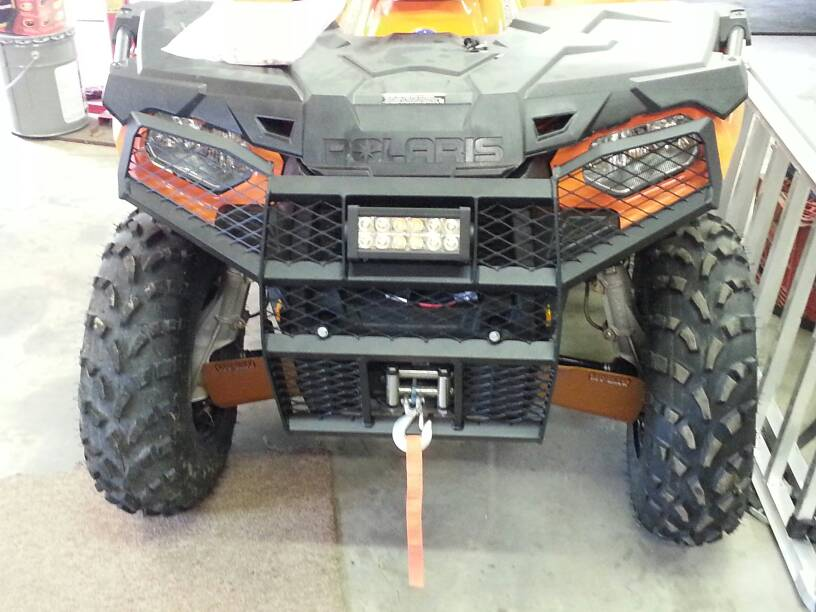 Bumpers  Brushguards - Page 2