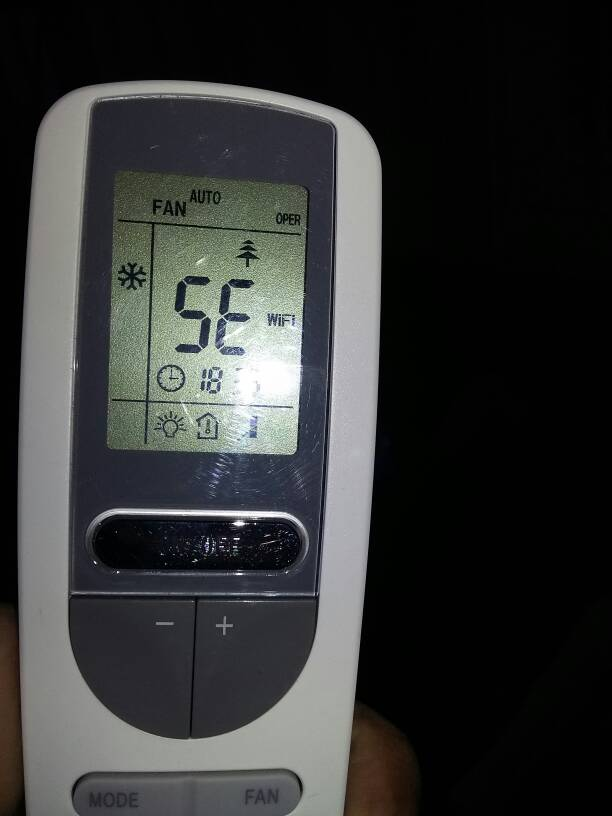 """What does save energy mode do on Gree AC.... Ill upload another photo later in which remote displays """"SE"""" and the ac also show """"SE""""."""