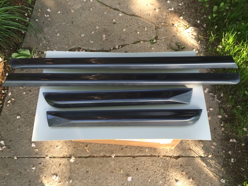 Vwvortex Com S4 Door Blades Dolphin Grey Shipped
