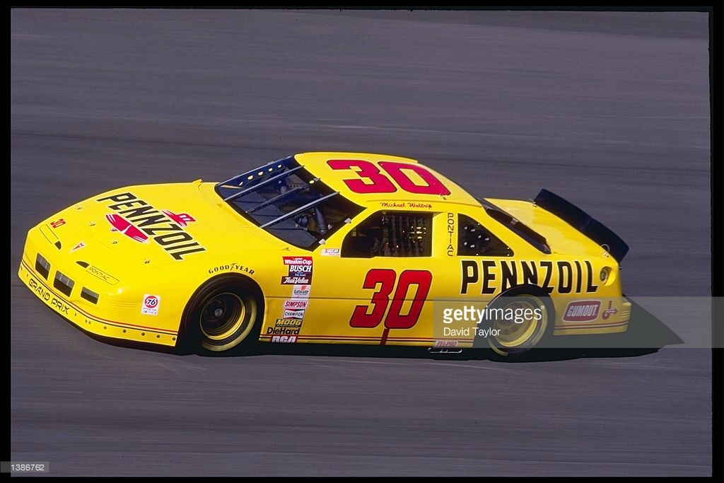 Evolution Of The Pennzoil Scheme Nascar on 1994 chevy truck