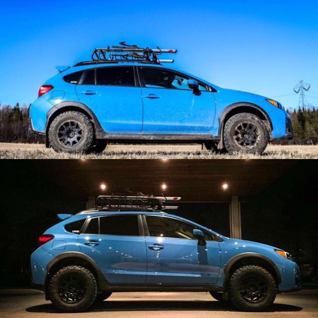 2018 Crosstrek Lift Kit New Cars Upcoming 2019 2020