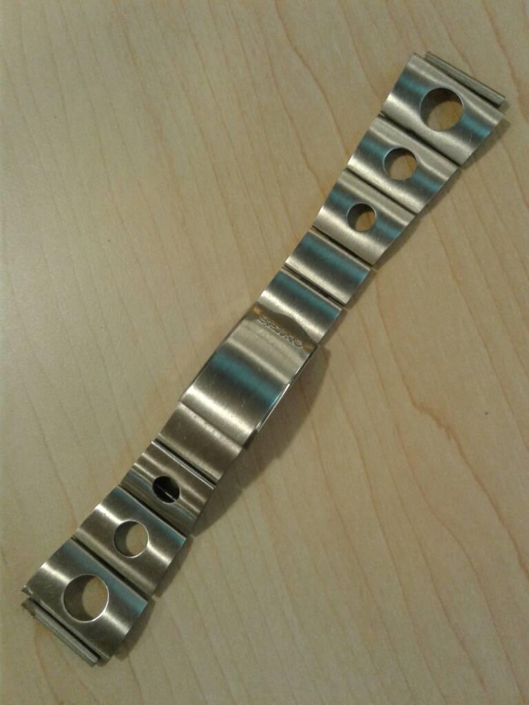 Bracelet original seiko