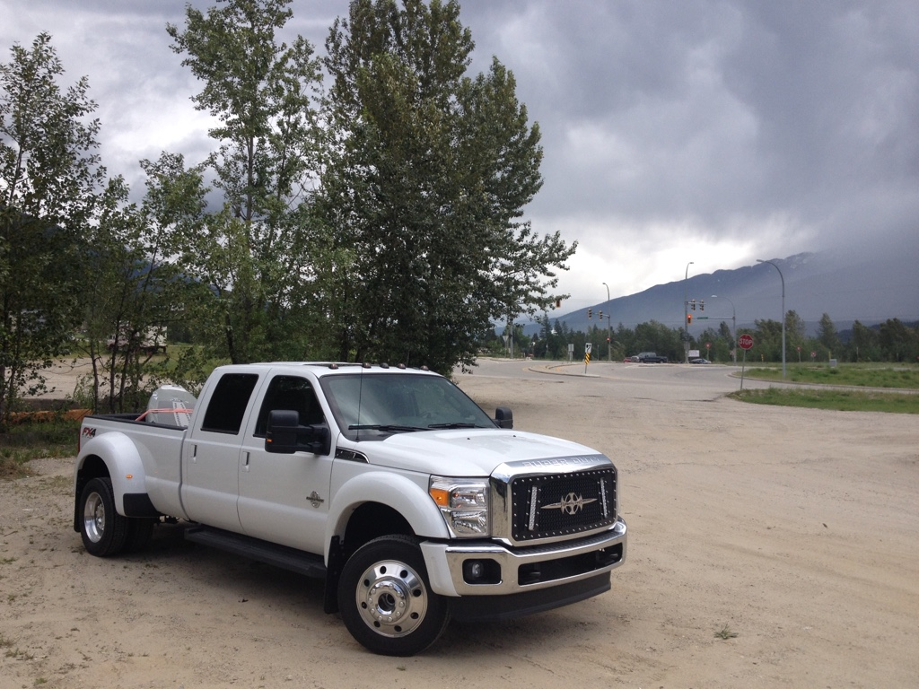 2015 F450 Throwing Injector Codes And Clattering Powerstrokearmy Truck Fuel Filters Oh I Always Change The At Required Times Have Run Shell Rotella Synthetic Oil