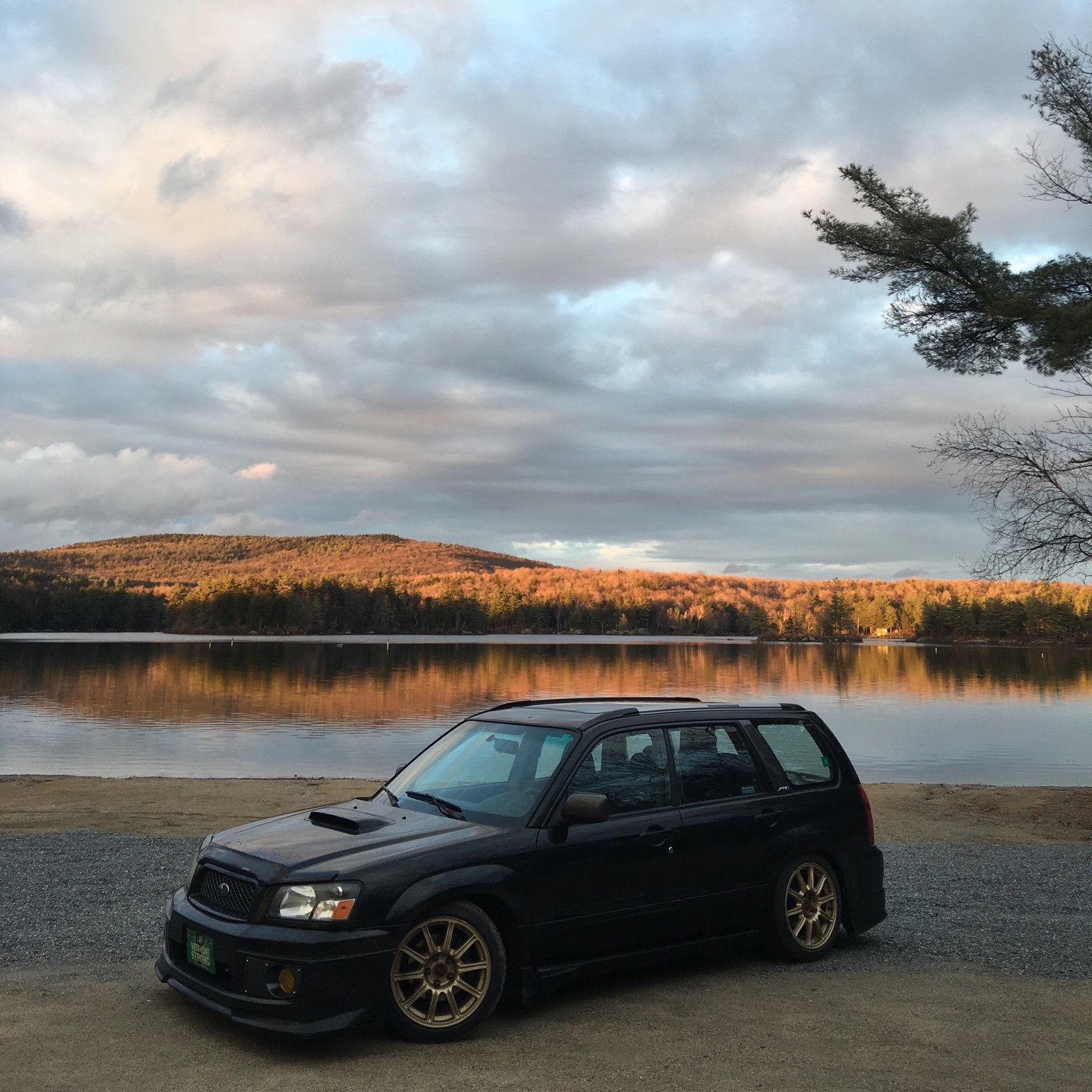 Subaru Forester Owners Forum View Single Post Black