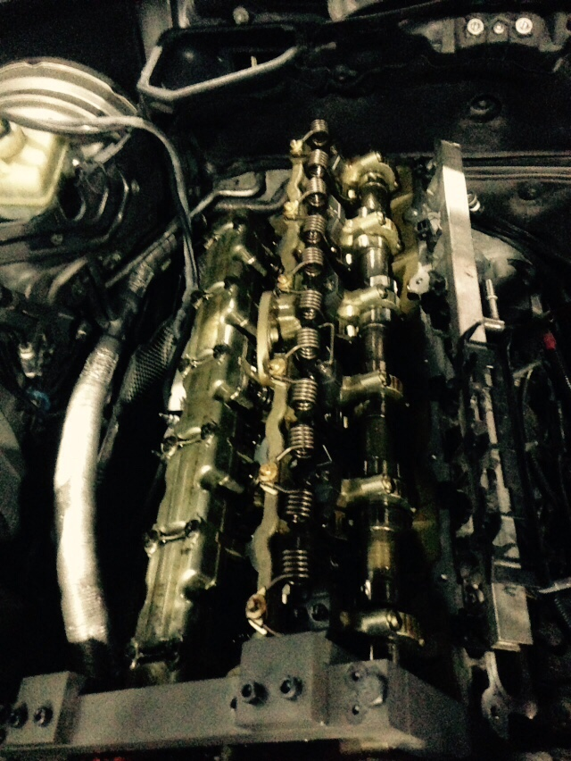 Codewerx Valve Seal replacement - Solution for smoking tailpipe and