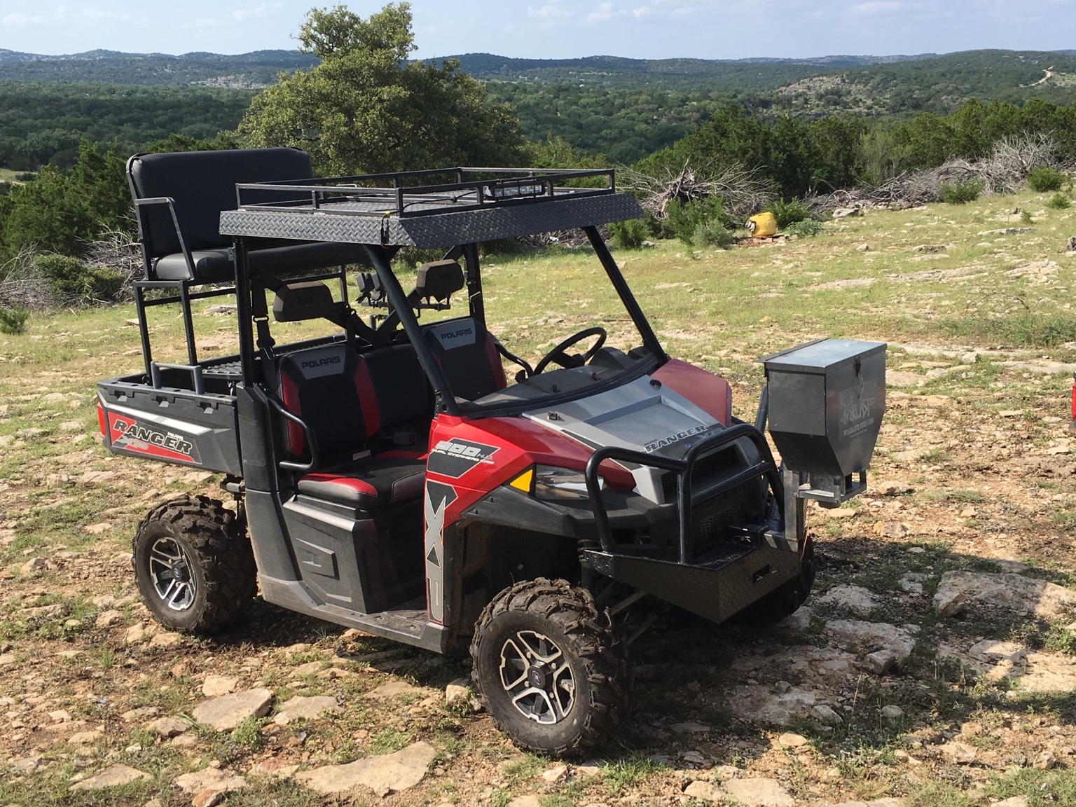 2016 900xp Bumper Options Rangerforums Net Polaris