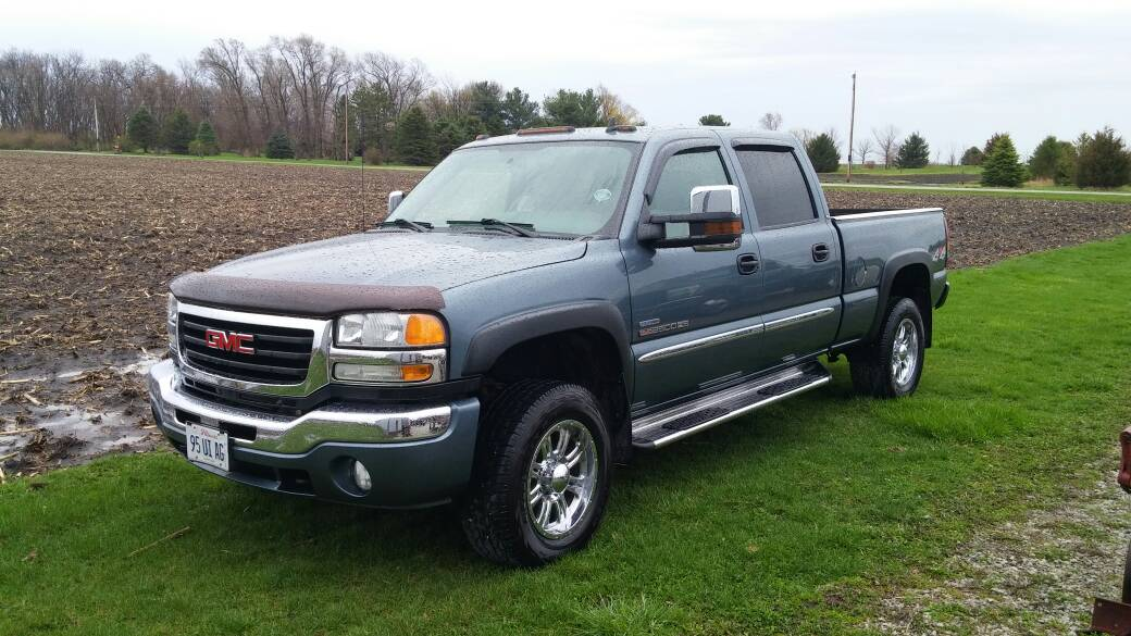 Chevy And Gmc Duramax Diesel Forum Tow Mirrors