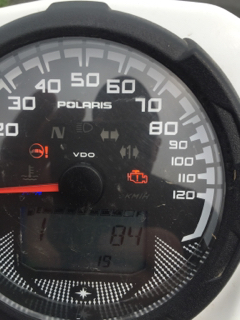 Check engine & ps light codes - Polaris ATV Forum