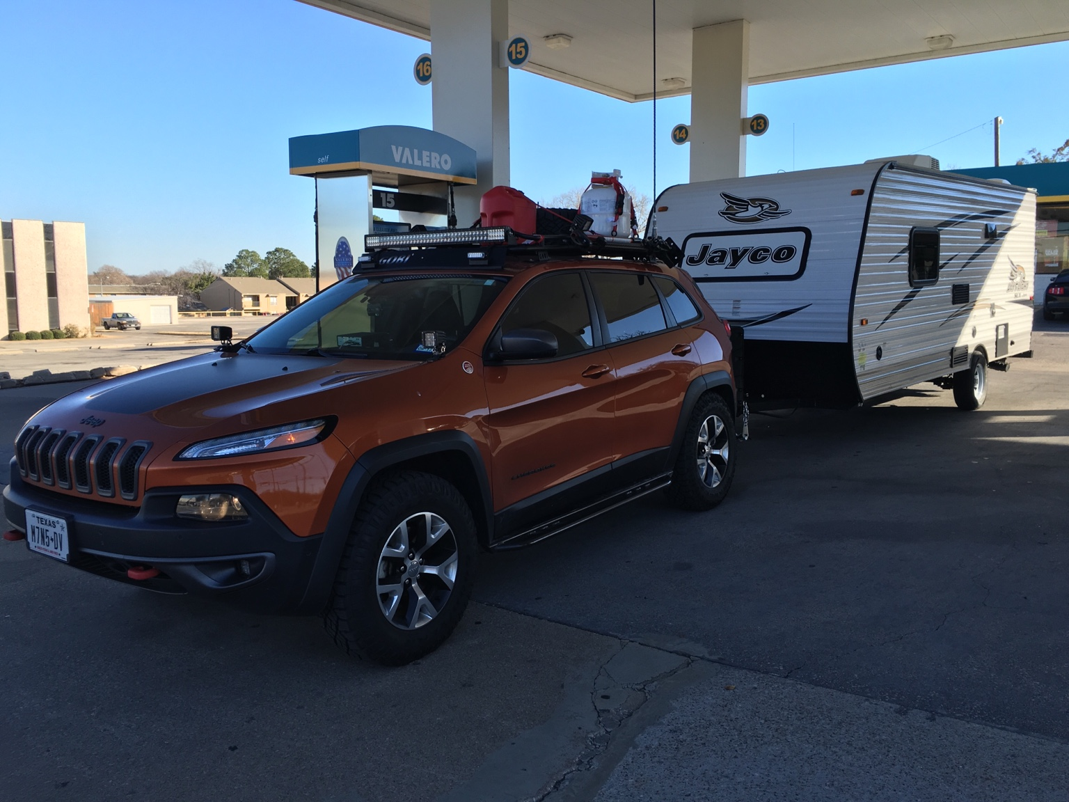 Starting To Plan For Camping Travel 2014 Jeep Cherokee