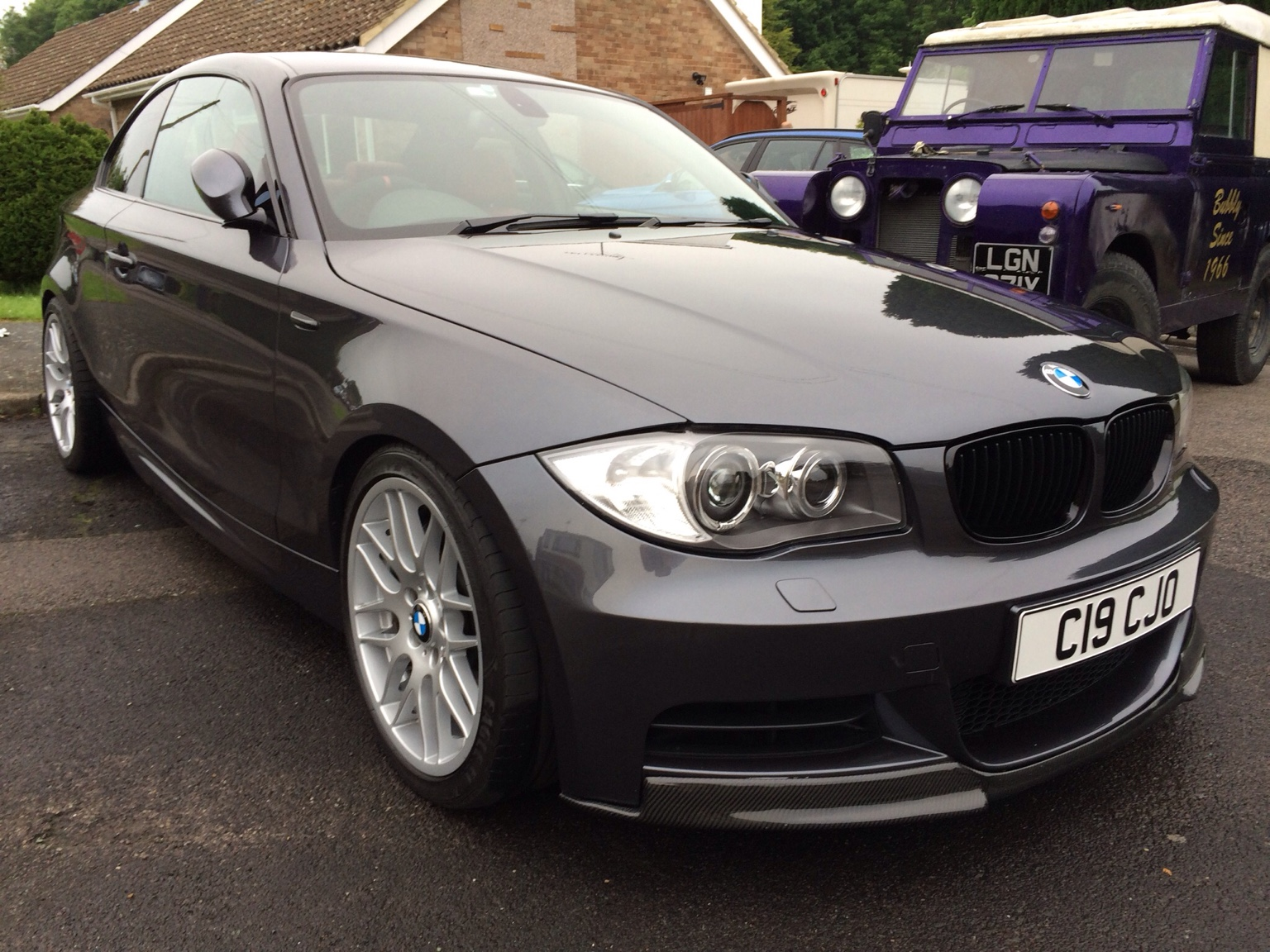 bmw 135i manual for sale