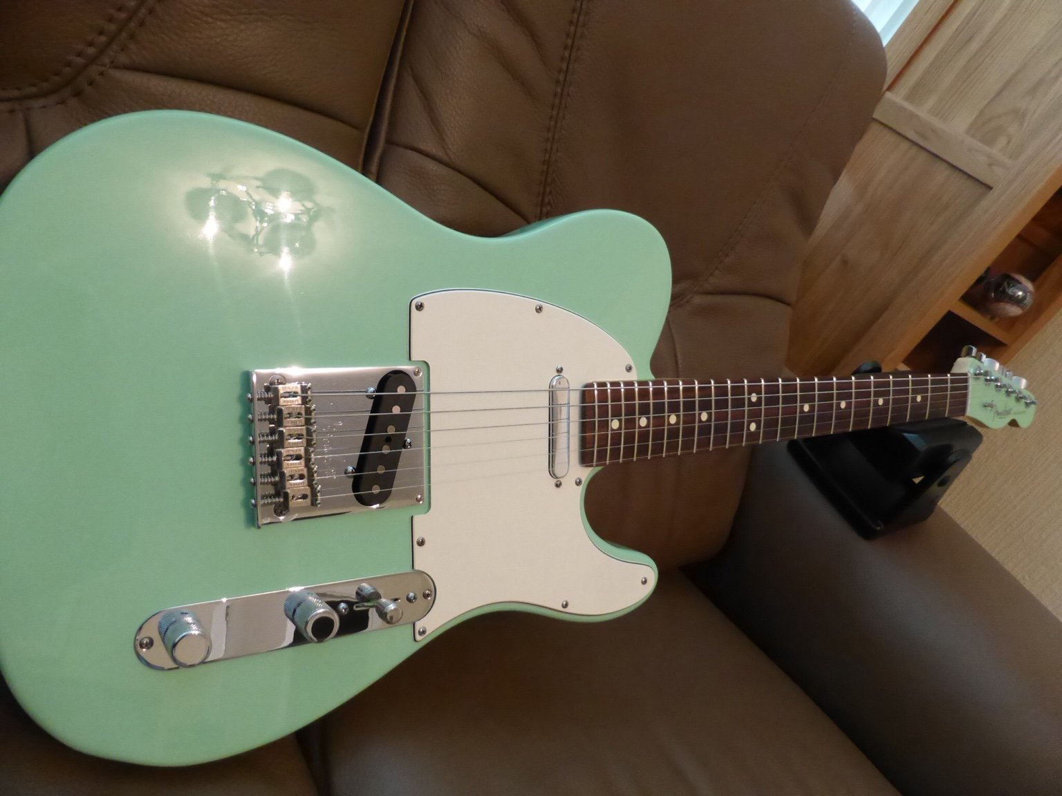 Show Off Your Unusual Pickguard Colors Page 2 Fender