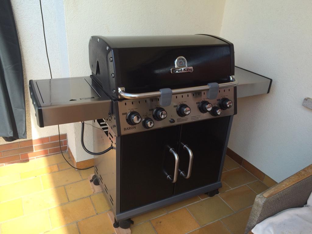 gasgrill reinigen perfect garcon grillbrste aus edelstahl mit schaber x schnellere grillrost. Black Bedroom Furniture Sets. Home Design Ideas