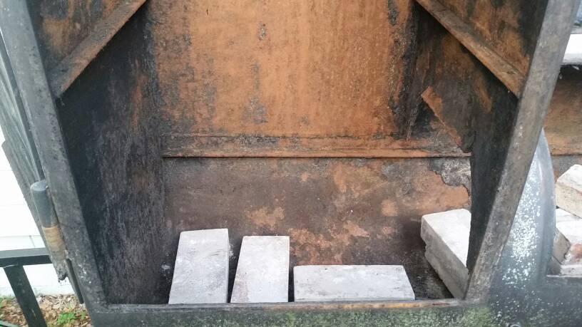 Offset Smoker With Tuning Plates – Fondos de Pantalla