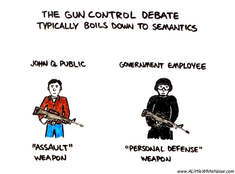 the gun control debate essay