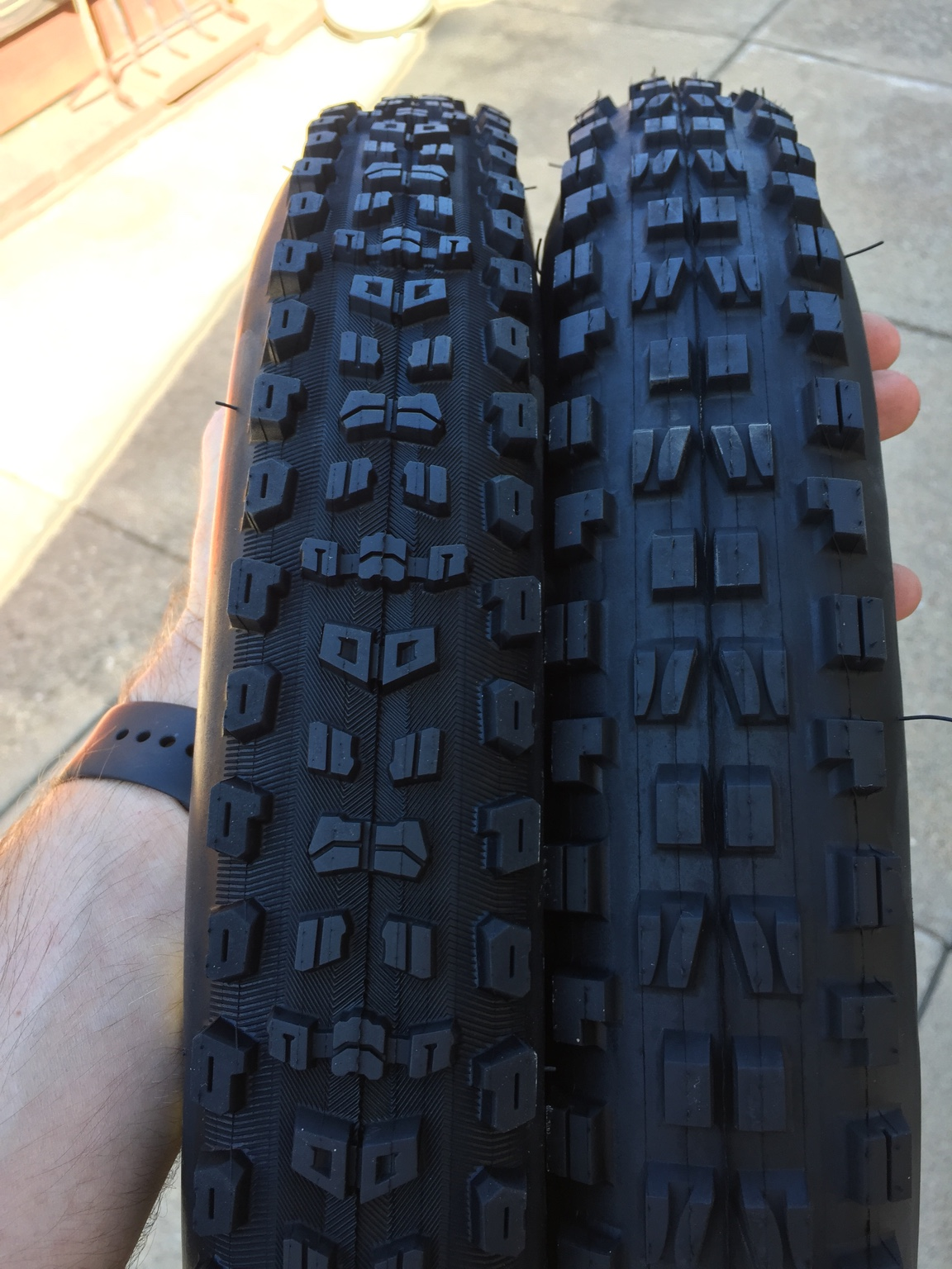 maxxis aggressor review