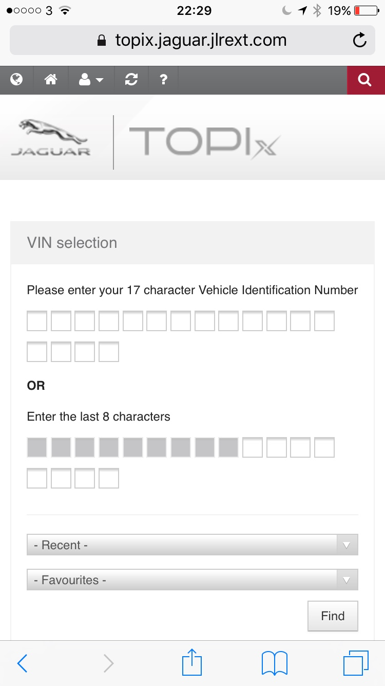 How to find the vehicle specs using vin number [Archive] - Jaginfo