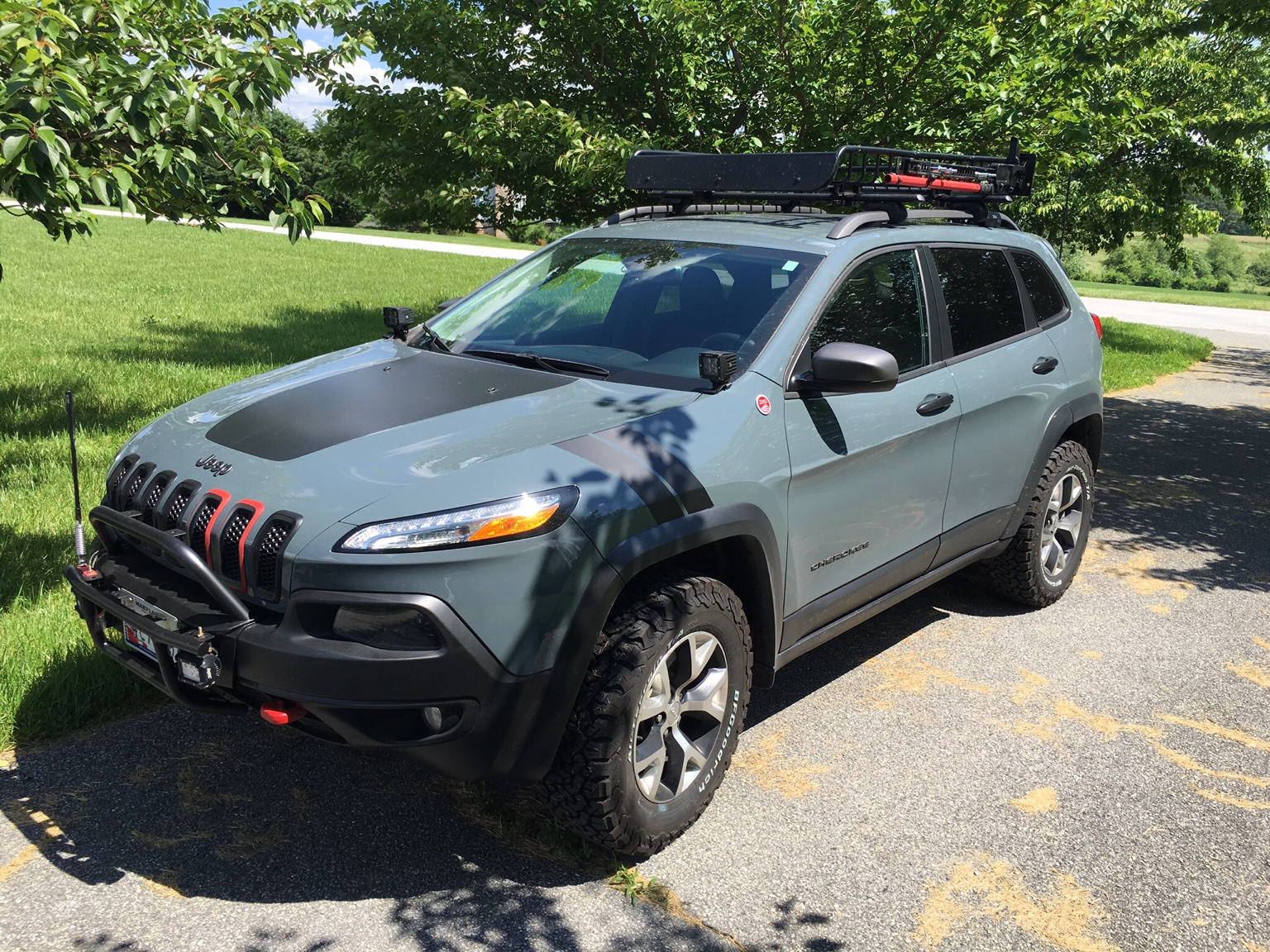 Cheap Jeep Accessories 2016 Jeep Cherokee Trailhawk Lift Kit | 2017 - 2018 Best ...