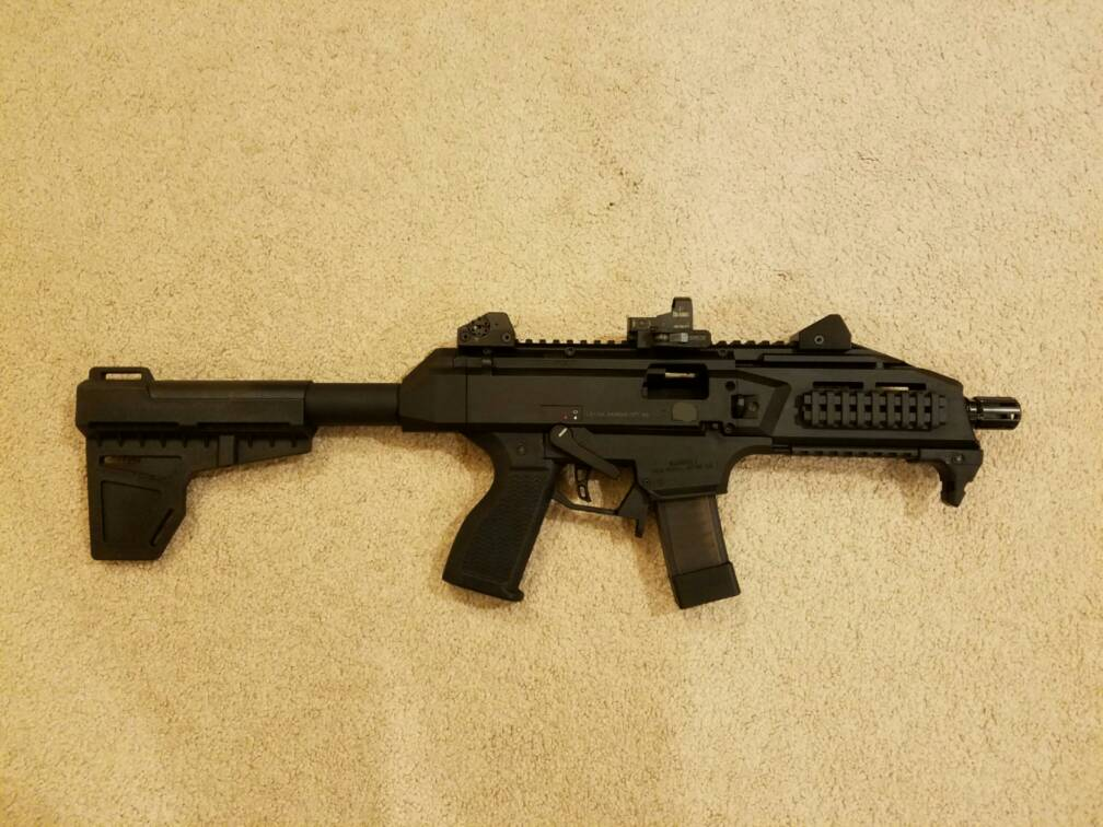 Cz scorpion stock options