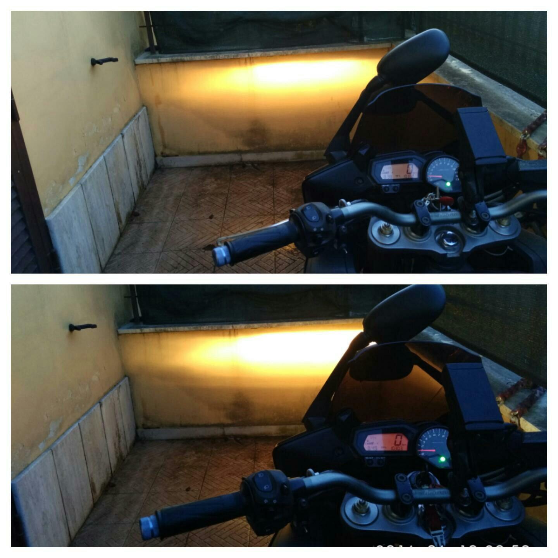 Lampadina h4 da quelle a luce fredda alla x tremevision moto for Fazeritalia forum
