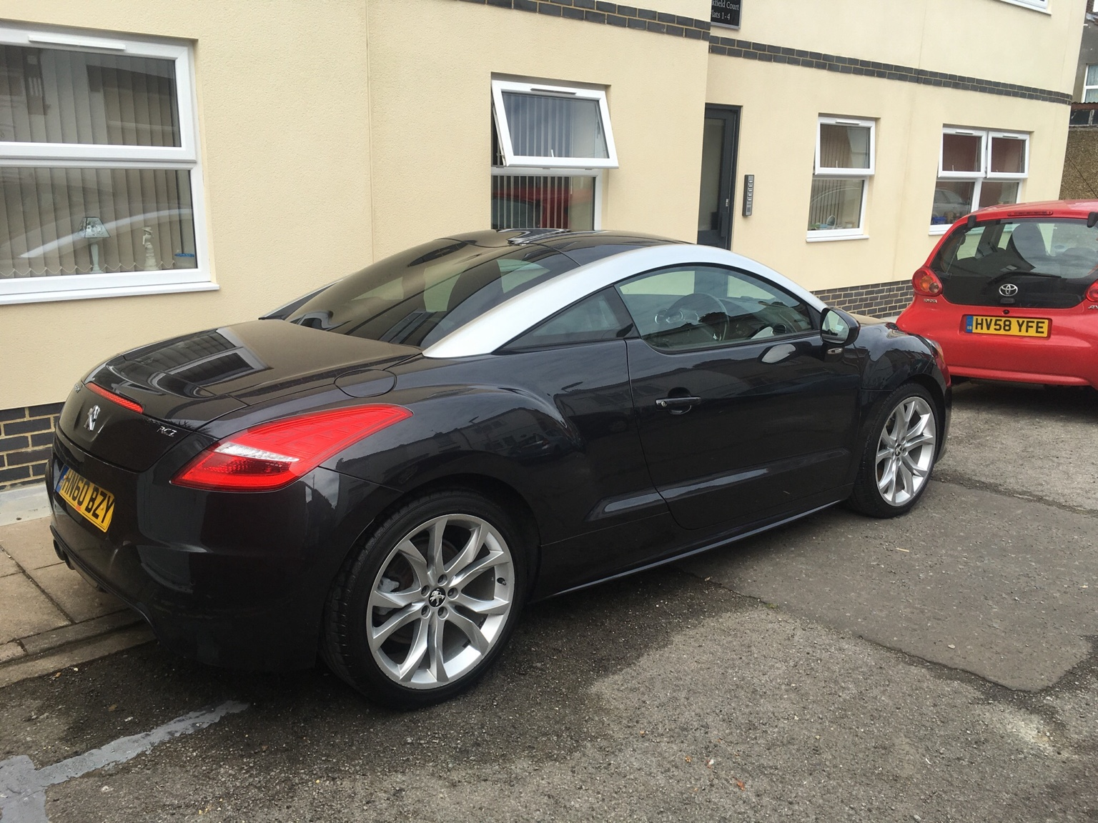 peugeot rcz forum new to the forum newbies. Black Bedroom Furniture Sets. Home Design Ideas