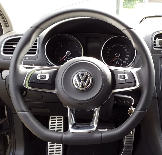 golf 7 gti look lenkrad scirocco facelift privat. Black Bedroom Furniture Sets. Home Design Ideas