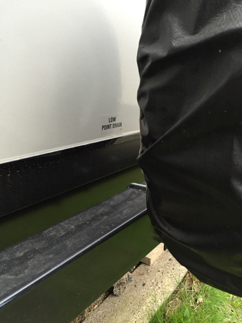 Rear Low Point Drains In 2016 26bh Jayco Rv Owners Forum